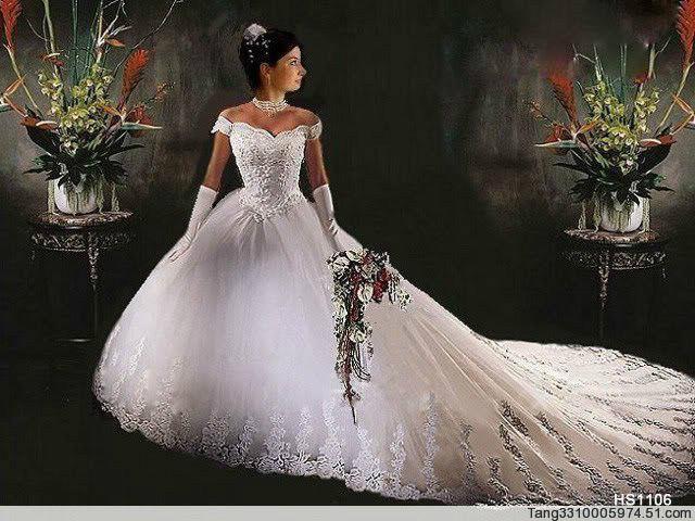D.K. Bridal Boutique, Wedding Gown